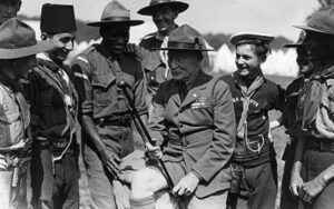 Heritage: Lord Robert Baden-Powell - Always prepared (From Wimbledon Guardian)